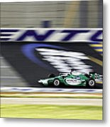 Kentucky Speedway Irl Metal Print by Keith Allen