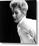 Kim Novak, 1955 Metal Print by Everett