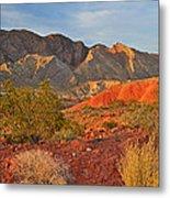 Lake Mead Recreation Area Metal Print by Dean Pennala