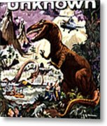 Land Unknown, The, Shawn Smith, Jock Metal Print by Everett