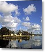 Larchill Arcadian Garden, Co Kildare Metal Print by The Irish Image Collection