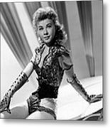 Lets Be Happy, Vera-ellen, 1957 Metal Print by Everett