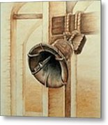 Liberty Bell Metal Print by Lena Day
