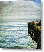Life Is Bigger Metal Print by Laurie Search