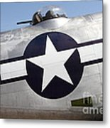 Lockheed Pv-2 Harpoon Military Aircraft . 7d15818 Metal Print by Wingsdomain Art and Photography