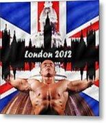London 2012 Metal Print by Sharon Lisa Clarke