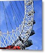 London Eye Metal Print by Elena Elisseeva