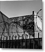 Los Angeles 033 Metal Print by Lance Vaughn