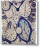 Lost Time Metal Print by Garry Gay