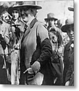 Lou Henry Hoover 1874-1944, First Lady Metal Print by Everett