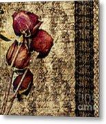 Love Letter Metal Print by VIAINA Visual Artist