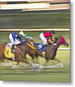 Love Of The Sport Metal Print by Betsy Knapp