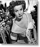 Love That Brute, Jean Peters, 1950 Metal Print by Everett