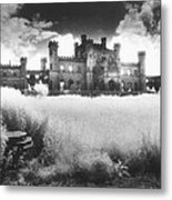 Lowther Castle Metal Print by Simon Marsden