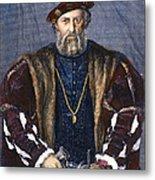 Ludovico Sforza (1452-1508) Metal Print by Granger