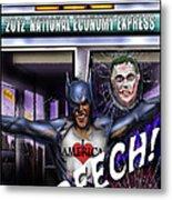 Mad Men Series 6 Of -here We Go Again Metal Print by Reggie Duffie