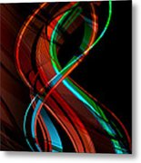 Making Music 1 Metal Print by Angelina Vick