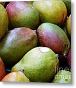 Mangoes Metal Print by Methune Hively