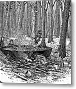Maple Syrup, 1877 Metal Print by Granger
