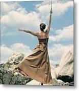 Mary Poppins Metal Print by Joana Kruse