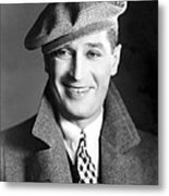Maurice Chevalier, Ca. 1930 Metal Print by Everett
