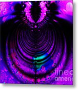 Melting Pot . Horizontal Cut . S8a.s11 Metal Print by Wingsdomain Art and Photography