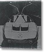 Mercedes Benz C IIi Concept Metal Print by Naxart Studio