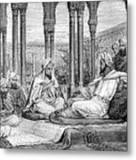 Mesue The Elder, Persian Physician Metal Print by