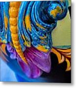 Mexican Ceramic Metal Print by Russ Harris