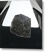 Moon Rock Sample Metal Print by Detlev Van Ravenswaay