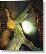 Moon Song  Metal Print by Janet Kearns