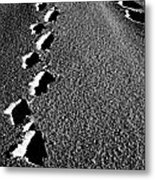 Moon Walk Metal Print by JC Photography and Art