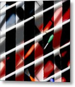More Is More Metal Print by Richard Piper