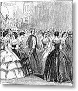 Mormon Ball, 1857 Metal Print by Granger