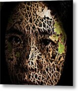 Mother Earth Metal Print by Christopher Gaston