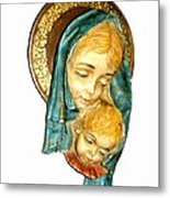 Mother's Love Metal Print by Bruce Iorio