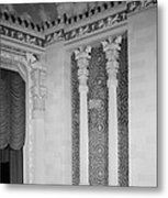 Movie Theaters, Missouri Theater Metal Print by Everett