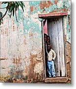 Mozambique - Land Of Hope Metal Print by Christopher Gaston