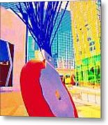 My Vegas City Center 31 Metal Print by Randall Weidner