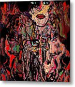 Mystery Metal Print by Natalie Holland