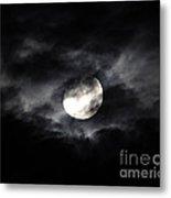 Mystic Moon Metal Print by Al Powell Photography USA