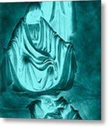 Nativity Metal Print by Lourry Legarde