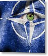 Nato Metal Print by Semmick Photo