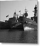 Naval Joint Ops V1 Metal Print by Douglas Barnard