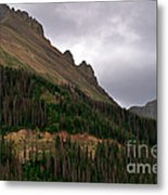 Nokhu Crags Colorado Metal Print by Michael Kirsh