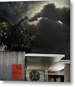 Oakland Museum Of California . 7d13039 Metal Print by Wingsdomain Art and Photography