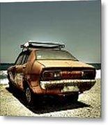 Old Car Metal Print by Joana Kruse