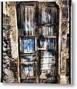 Old Door Metal Print by Mauro Celotti