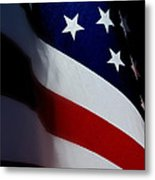 Old Glory - The Flag Of A Proud Country Metal Print by Steven Milner