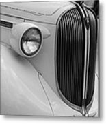 Old Timer Metal Print by Desiree Lyon